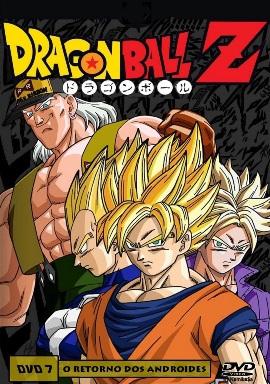 Dragon Ball Z (Filme 07): O Retorno Dos Andróides - Dublado