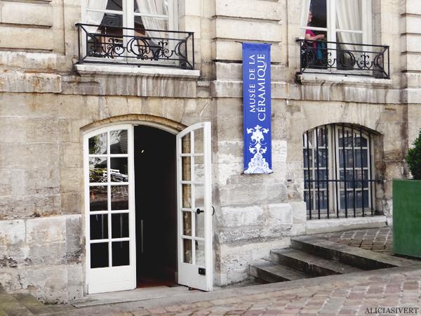 aliciasivert, Alicia Sivertsson, Rouen, France, Musée de la Céramique, normandy, frankrike, nomandie, museum, porslin, fajans, porcelain,