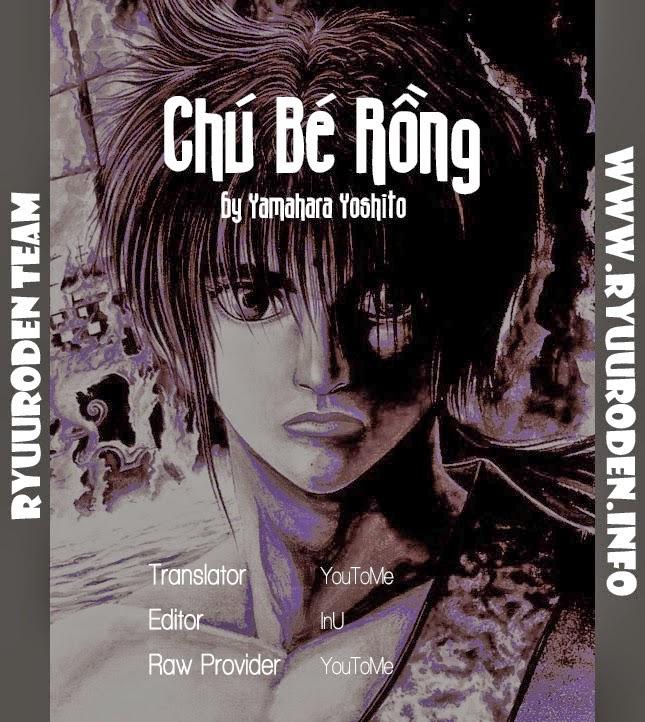 Chú Bé Rồng - Ryuuroden chap 201 - Trang 22