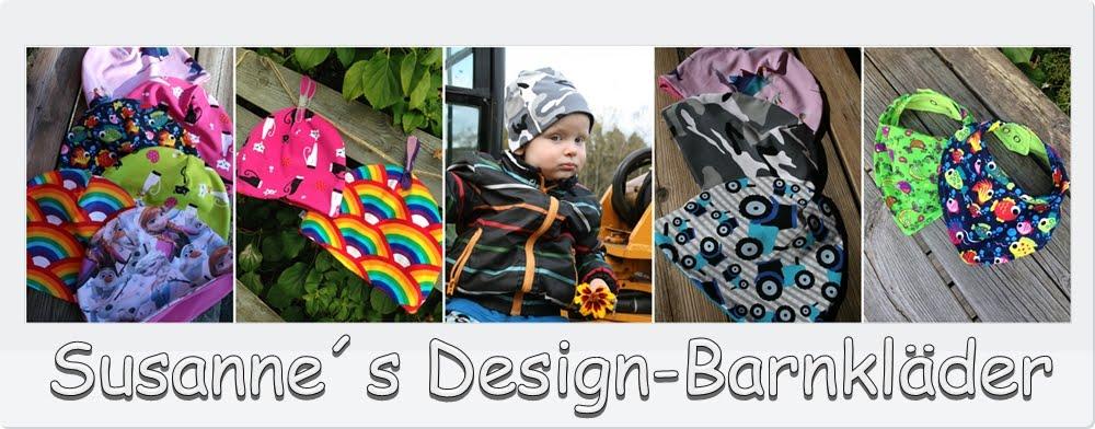 Susanne´s Design-Barnkläder