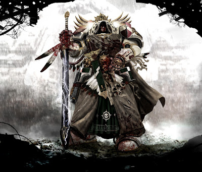 Dark Angels Release: Asmodai, Namaan, and Belial