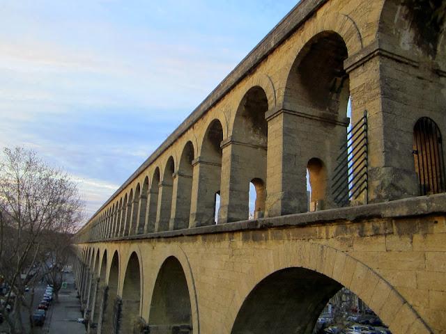 Mes vacances à Montpellier