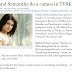Samantha in Siddharth's film Something Something -  TVSK