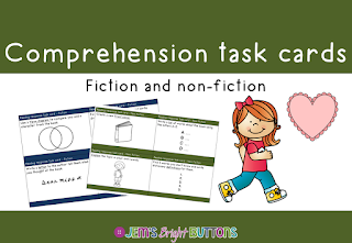 https://www.teacherspayteachers.com/Product/Comprehension-task-cards-non-fiction-and-fiction-2313496