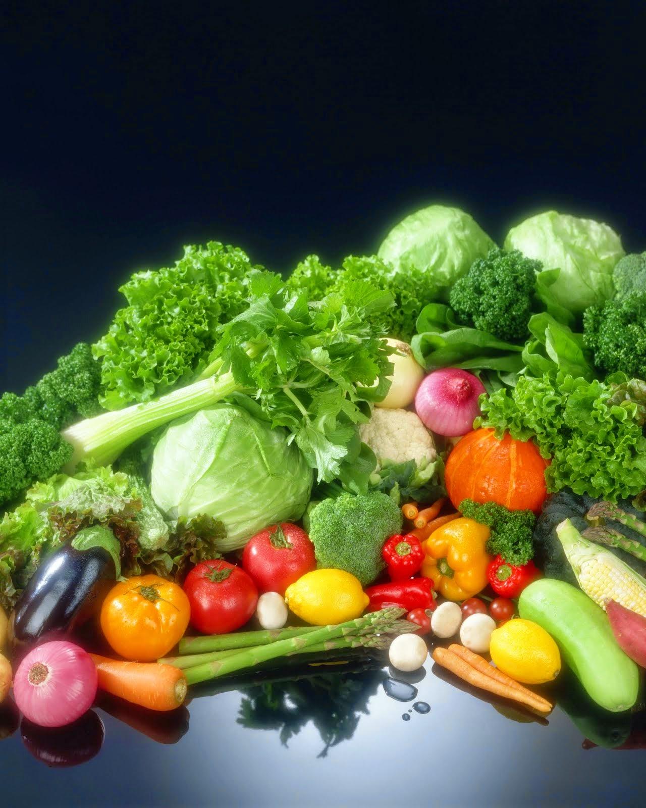 Frutas, Hortalizas, Verduras y Cereales