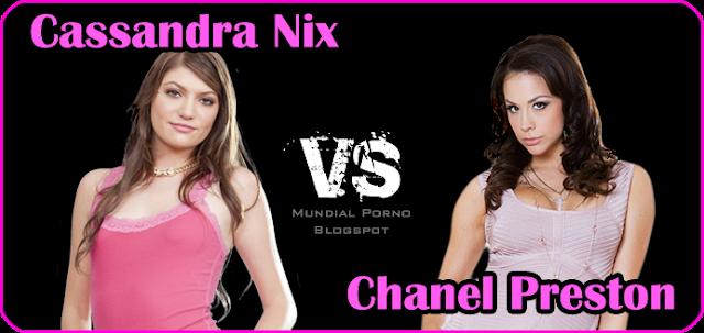 Cassandra Nix vs Chanel Preston