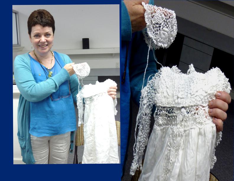 Crochet Christening Gown Patterns Crochet Patterns
