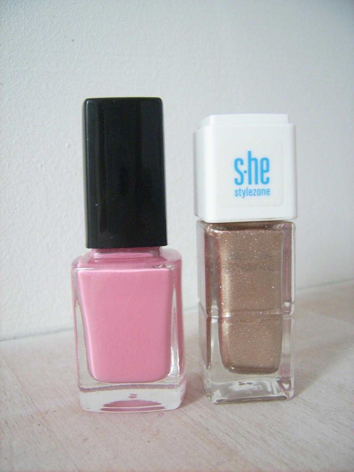 s-he nail polish 320