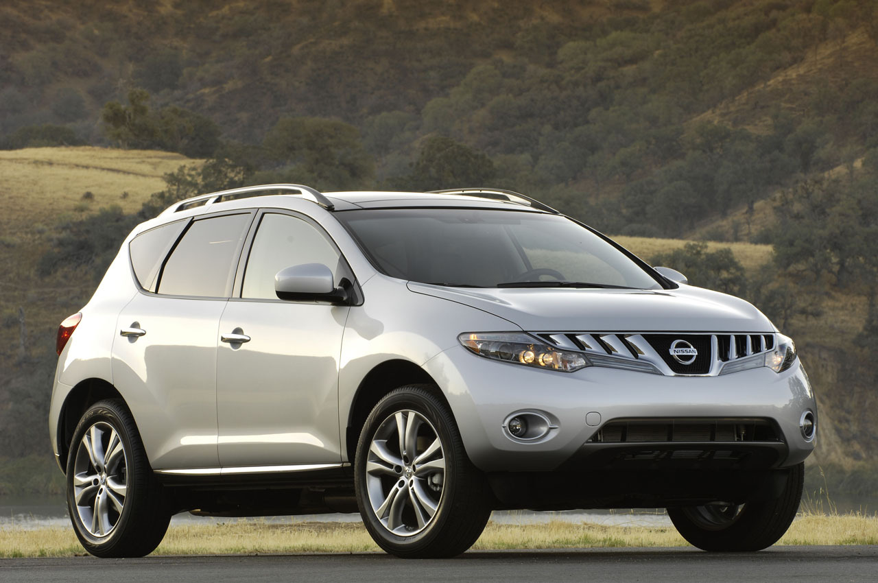 Home Car Collections  Nissan Murano