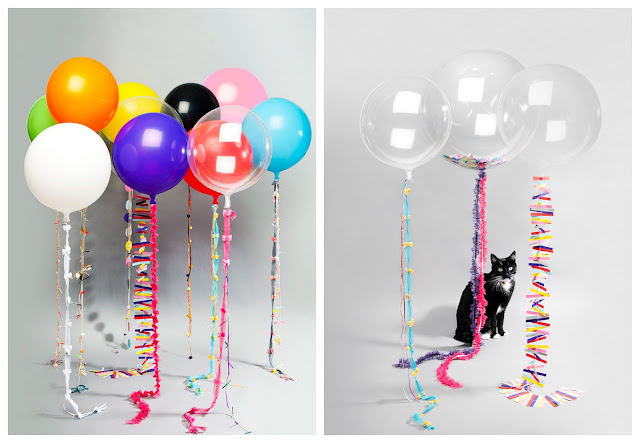 Wedding Blog UK ~ Wedding Ideas ~ Before The Big Day: Balloons
