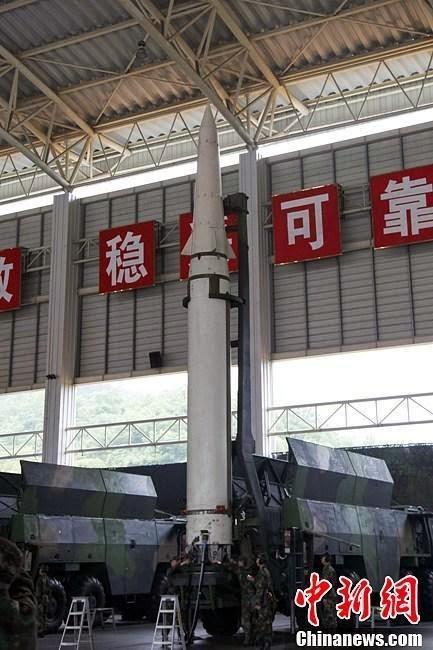 PLA DF-15 missile DF-15+missile+3