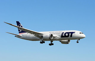 LOT Polish Airlines Boeing 787 [Photo: LOT Polish Airlines]