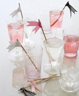 enfeite para drinks