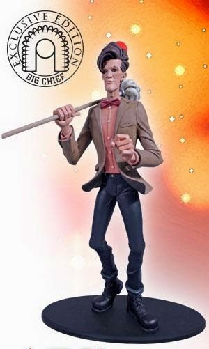 "Eleventh Doctor Dynamix Doctor Who Vinyl Figure by Big Chief Studios - ""Series 5"" Variant"