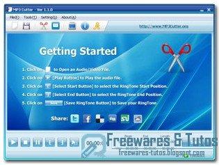 Mp3 cutter un logiciel gratuit pour couper et diviser facilement des fichiers audio - Telecharger logiciel couper mp3 ...