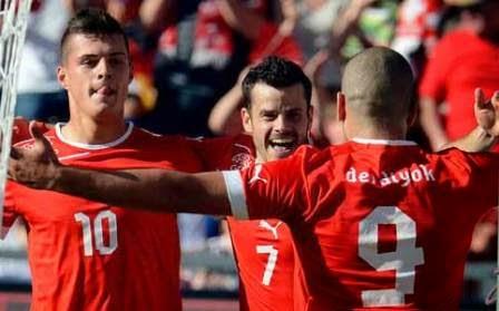 Honduras vs Swiss