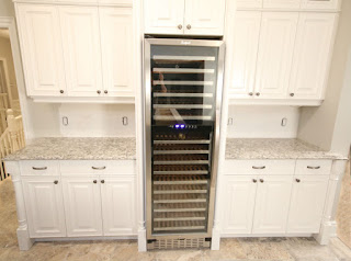 Kitchen Wine Fridge Built-in