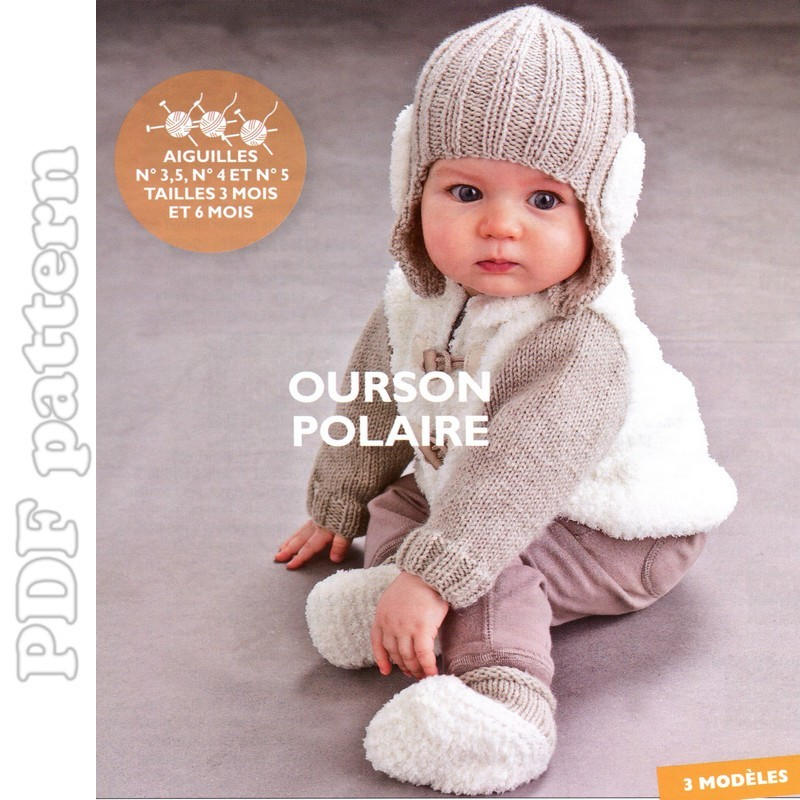 Baby Sets Knitting Patterns : baby knitting sets fun4all