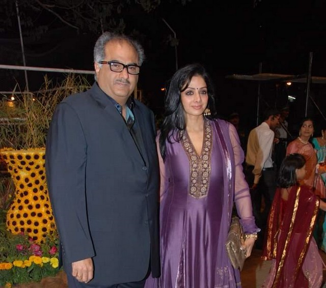 Known Bollywood Celebrities Attend Venugopal's Daughter Wedding Pictures