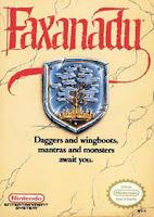 faxanadu box art Retro Throwback   Faxanadu (NES) Review