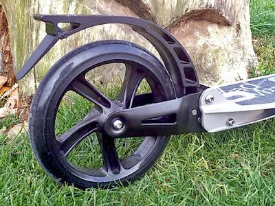 тротинетка скутер с две колела 200мм за възрастен oxelo