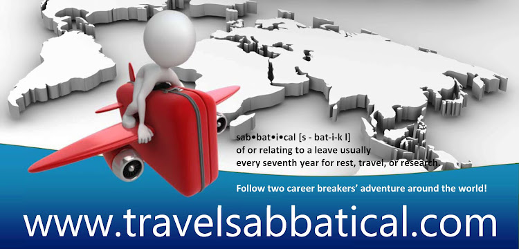 Travel Sabbatical
