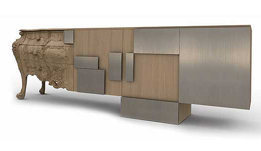 7 originales muebles de dise o para dar un aire diferente - Tiradores originales para muebles ...