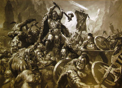 The Age of Sigmar- White Dwarf and Rules