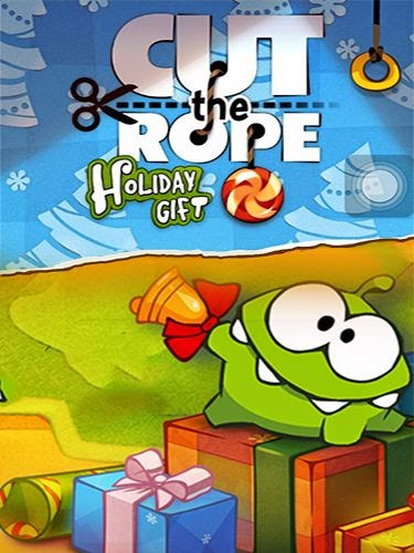 Download game Cut the rope: Holiday gift for free