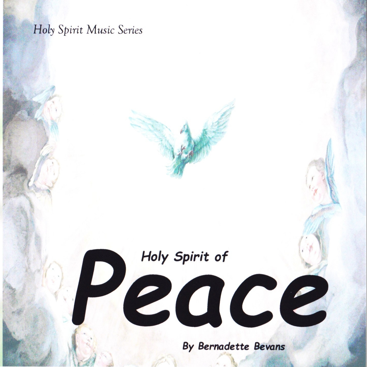 Holy Spirit of Peace CD