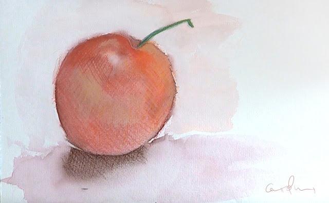Ejercicio-con-acuarelas-y-lapices-soft-pastel