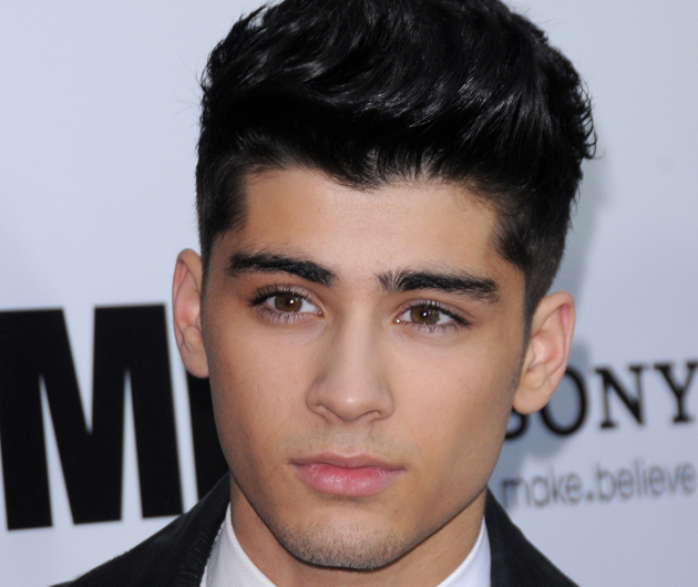 Derek Jeter Mens Hairstyles: Zayn Malik One Direction Hairstyles