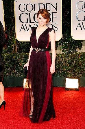 ¿Quiénes fueron las mejor vestidas en los Golden Globes ...