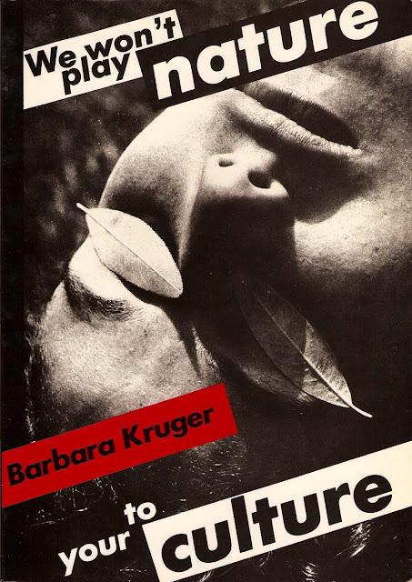 Barbara Kruger | The Whistles: thewhistles.blogspot.com/2011/06/barbara-kruger.html