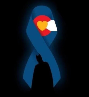 Remembering the victim's of the Aurora, CO Massacre