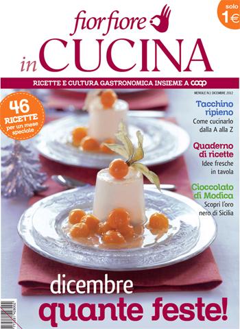 giornali di cucina (dicembre 2012)