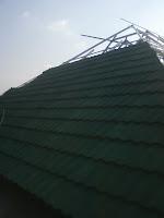 Pemasangan rangka atap baja ringan murah kualitas jelas bergaransi - jakarta