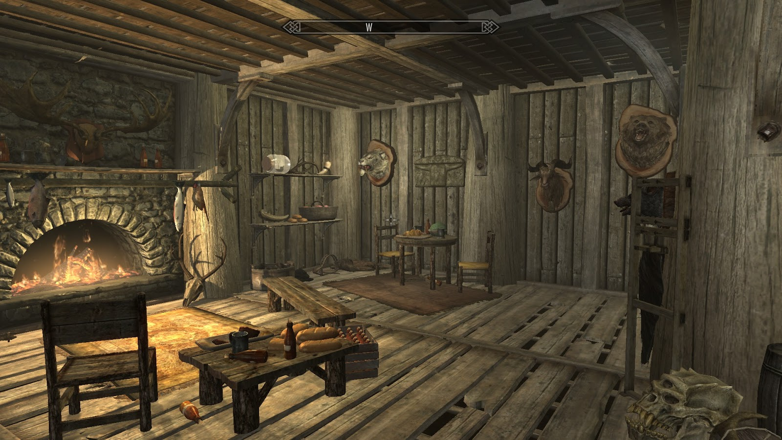 Skyrim Build Your Own Home Mod No Workbench
