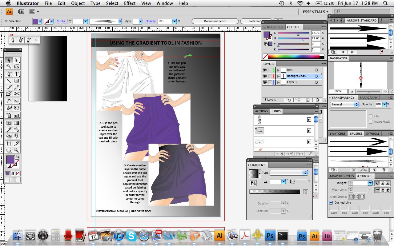 illustrator save pdf with bleed
