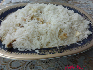 Chawal | Boiled Rice