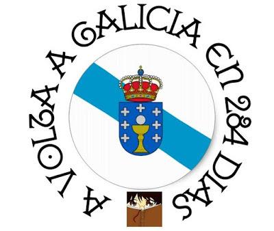 A VOLTA A GALICIA EN 284 DÍAS