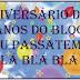 [Promoção] Aniversário de 2 anos do blog Meu Passatempo e Blábláblá