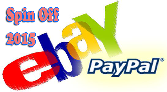 eBay Inc to Spin Off PayPal Next Year 2015