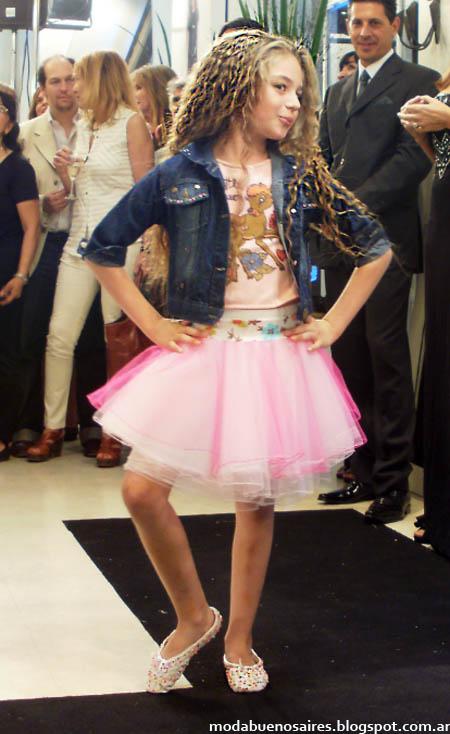 Maureene Dinar Little Mo moda infantil 2013