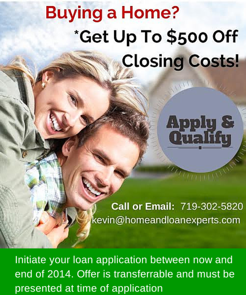 Colorado springs home loan rates