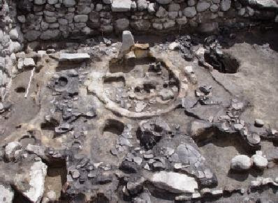 Ditemukan Kuil Kuno Peramal Masa Depan