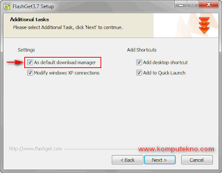Cara Download dengan Flashget - 1