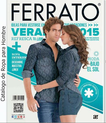 Catalogo Ferrato Jeans Verano 2015