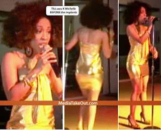 ENEKEM's Blog: How You Like Her Now? See Photos Of Singer ... K Michelle Before And After