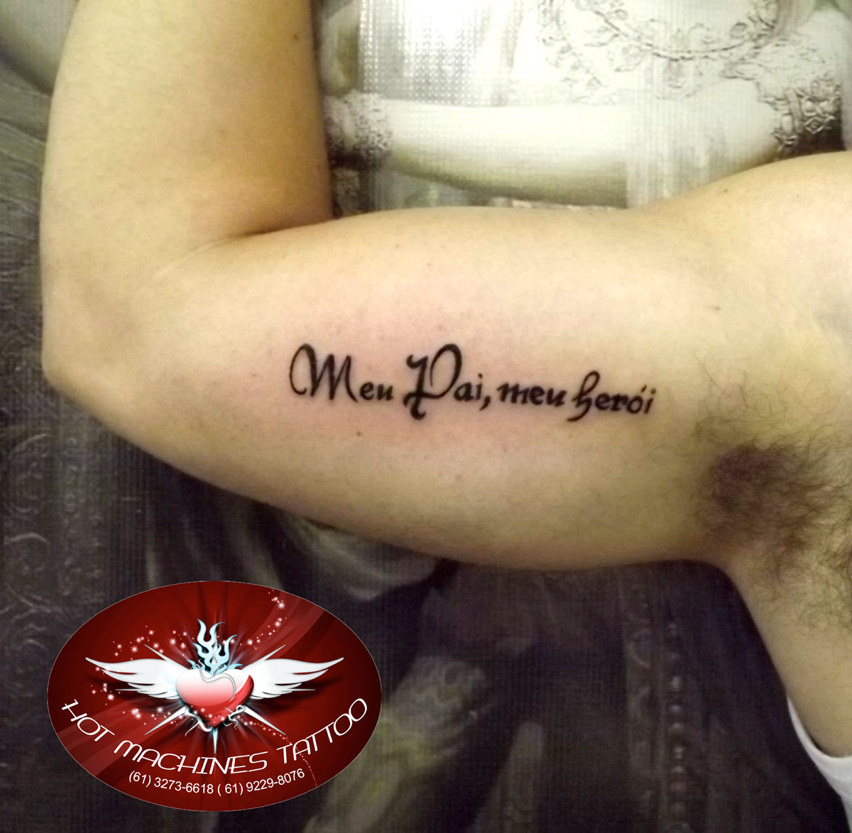 Tag Tatuagem Masculina Homenagem A Mae E Pai